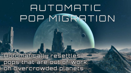 Automatic Pop Migration / Автоматическая миграция Попсов