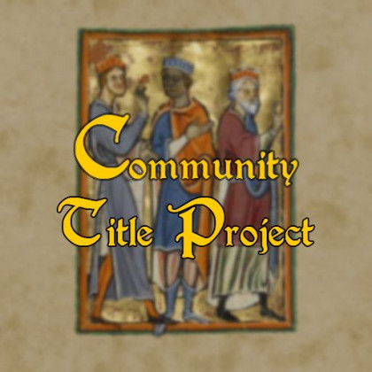 Community Title Project