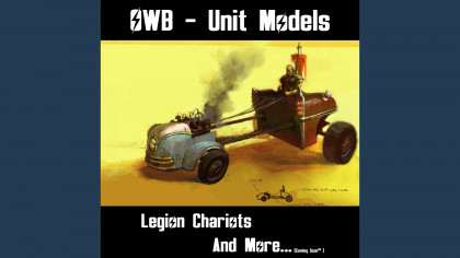 Old World Blues: Unit Models Submod