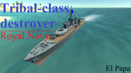 Tribal-class destroyer