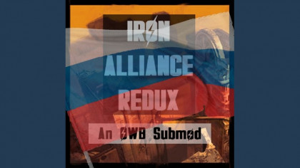 Old World Blues - Iron Alliance Redux: Русская локализация
