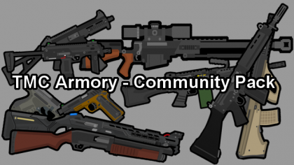 TMC Armory - Community Pack