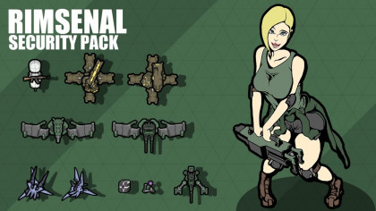 Rimsenal - Security pack