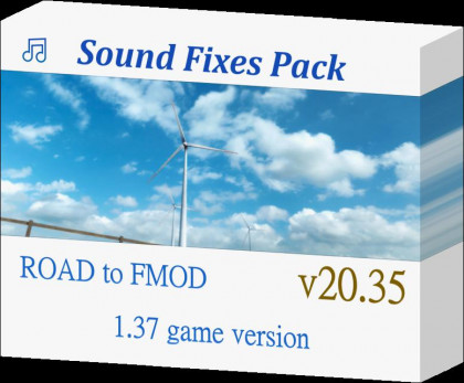 Sound Fixes Pack