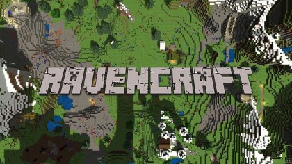 Ravencraft: Blood upon the hills [Minecraft]