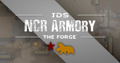 [JDS] The Forge - NCR Armory