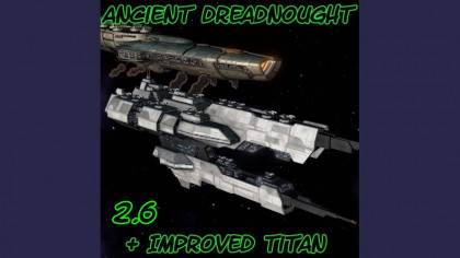 Ancient Dreadnought and Improved Titan