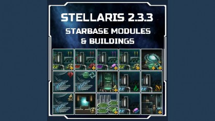 Starbase Buildings & Modules