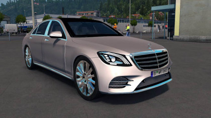 Mercedes-Benz S400d 4matic 2019