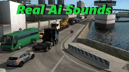 Real AI Traffic Engine Sounds