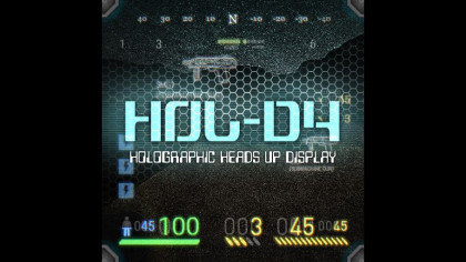 H0L-D4: Holographic Heads Up Display