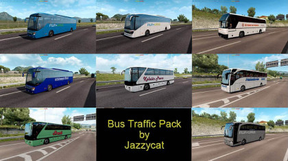 Bus Traffic Pack
