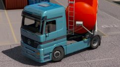Mercedes Actros MP1 1