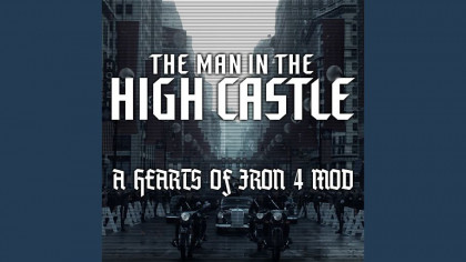 The Man In The High Castle - HoI4