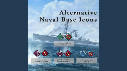 Alternative Naval Base Icons