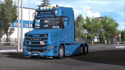 Scania S New Gen Tcab