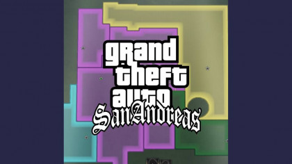 GTA:SA Los Santos gang wars