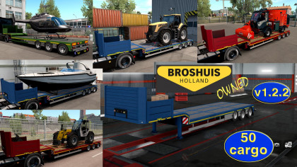 Ownable Trailer Broshuis