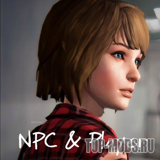 Скачать мод «Max Caulfield Pack for NPC & Playermodels» для