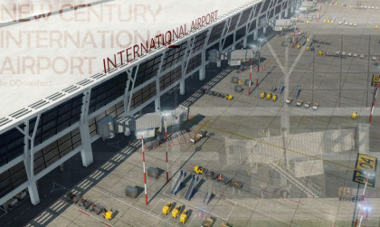New Century International Airport
