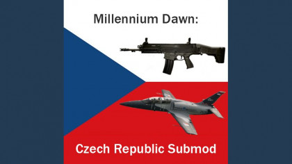 Millennium Dawn: Czech Republic Submod