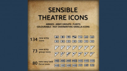 Sensible Theatre Icons