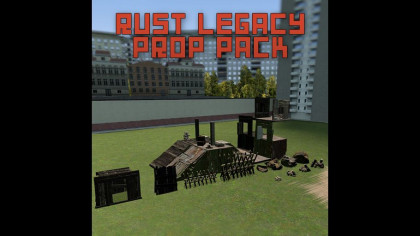 Rust Legacy Prop Pack