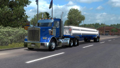 CNG 7Tubes ISO 48FT trailer 0