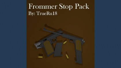 Frommer Stop Pack