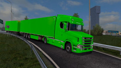Scania S New Gen Tcab 0