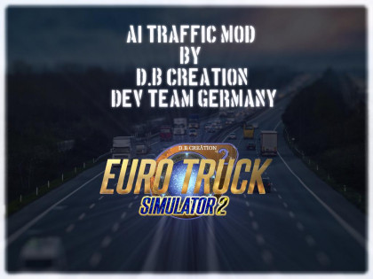 AI Traffic Mod by D.B Creation