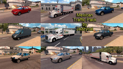 Mexican Traffic Pack