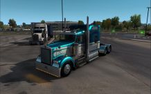 Kenworth W900L Big Bob Edition 1