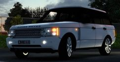 Range Rover Supercharged 2008 5