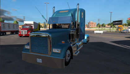 Freightliner Classic XL Custom by Renenate