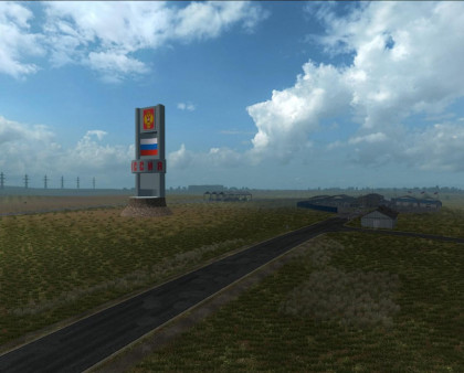 Border improvements pack for The Great Steppe