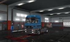 Mercedes Actros MP1 3