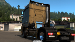 Kelsa Lightbars для Mercedes Actros MP3 & MP4 1