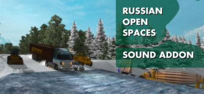 Russian Open Spaces Sound Addon