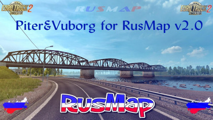 Piter & Vuborg For RusMap