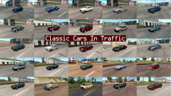 Classic Cars Traffic Pack 0