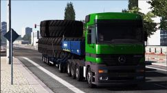 Mercedes Actros MP1 6