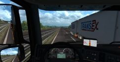 Realistic Truck Speed for Jazzycat Painted BDF Traffic pack 0