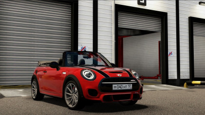 MINI John Cooper Works Convertible 2018