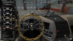 Harven's Chain Steering Wheel 2