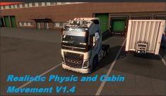 Realistic Physic and Cabin Movement 3