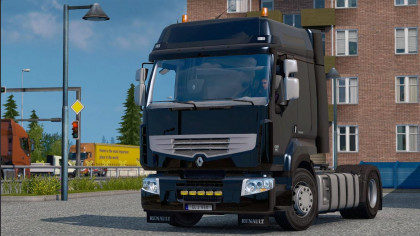 New Sound for Renault Premium