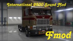International 9800 Sound Mod 0