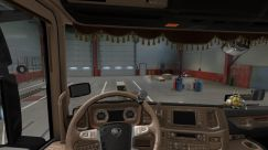 Scania 2016 NG Lux Interior 0
