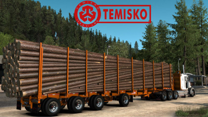 Temisko Log Quad в собственность